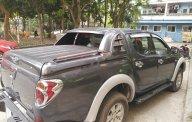Bán Mitsubishi Triton năm sản xuất 2010, màu xám, nhập khẩu giá 330 triệu tại Hà Nội