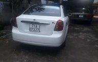 Bán xe Daewoo Lacetti đời 2005, màu trắng, nhập khẩu giá 125 triệu tại Đồng Tháp