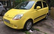 Đổi xe mới bán Chevrolet Spark 2010, màu vàng giá 87 triệu tại Hà Nội