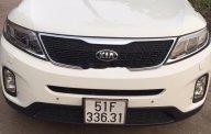 Cần bán lại xe Kia Sorento đời 2015, màu trắng, nhập khẩu, xe gia đình giá 690 triệu tại Tp.HCM