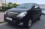 Gia đình bán Toyota Innova V 2009, màu đen, nhập khẩu giá 420 triệu tại Hà Nội