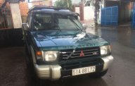 Bán Mitsubishi Pajero 2.4 sản xuất năm 2002, màu xanh lam số sàn, giá chỉ 140 triệu giá 140 triệu tại Tp.HCM