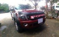 Bán xe Ford Ranger 2013, màu đỏ, nhập khẩu, giá tốt giá 460 triệu tại Hà Tĩnh