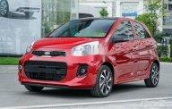 Cần bán xe Kia Morning 2019, màu đỏ giá 379 triệu tại Hà Tĩnh