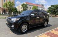Bán Toyota Fortuner đời 2013, màu đen giá 659 triệu tại Tp.HCM