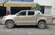 Cần bán lại xe Toyota Hilux 3.0 (4x4) đời 2013, màu bạc, nhập khẩu Thái, chính chủ giá 465 triệu tại Tp.HCM