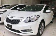 Cần bán lại xe Kia K3 1.6 AT sản xuất năm 2014, màu trắng như mới giá cạnh tranh giá 490 triệu tại Khánh Hòa