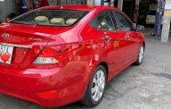 Cần bán Hyundai Accent 2011, màu đỏ, xe nhập xe gia đình giá 325 triệu tại Tp.HCM