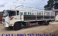 Xe tải DongFeng B180 động cơ Cummin 2 tầng số mới nhập 2019. Xe tải DongFeng 8 tấn - 8T giá 990 triệu tại Bình Dương