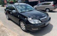 Bán ô tô Toyota Camry 2003, màu đen, nhập khẩu nguyên chiếc chính hãng giá 300 triệu tại Bạc Liêu