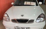 Cần bán lại xe Daewoo Nubira MT đời 2002, màu trắng, nhập khẩu nguyên chiếc giá 77 triệu tại Lâm Đồng