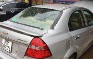Bán xe cũ Chevrolet Aveo đời 2017, màu bạc giá 315 triệu tại Hà Nội