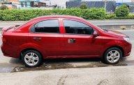 Bán xe Chevrolet Aveo đời 2018, màu đỏ, mới chạy 9.700km giá 370 triệu tại Tp.HCM