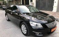 Cần bán Toyota Camry 2.4 G AT sản xuất năm 2007, màu đen số tự động giá tốt giá 445 triệu tại Hà Nội