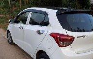 Cần bán Hyundai Grand i10 năm 2014, màu trắng, nhập khẩu nguyên chiếc giá 215 triệu tại Thanh Hóa