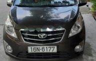 Cần bán gấp Daewoo Matiz 1.0 AT năm 2009, màu nâu, xe nhập ít sử dụng, 200tr giá 200 triệu tại Hải Phòng