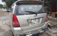 Bán ô tô Toyota Innova G sản xuất 2007, màu bạc giá 287 triệu tại Thái Nguyên