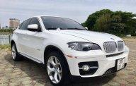 Bán xe BMW X6 xDrive50i đời 2009, màu trắng, xe nhập giá 820 triệu tại Hà Nội