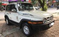 Cần bán xe Ssangyong Korando TX7 4X2  AT 2005, màu trắng, nhập khẩu số tự động giá 215 triệu tại Hà Nội