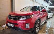 Bán Kia Sorento DATH sản xuất 2018, màu đỏ, giá chỉ 878 triệu giá 878 triệu tại Tp.HCM