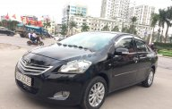 Bán Toyota Vios 1.5 MT năm sản xuất 2010, màu đen, chính chủ giá 250 triệu tại Bắc Ninh