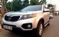 Bán Kia Sorento GAT 2.4L 2WD đời 2010, màu bạc, nhập khẩu Hàn Quốc giá 495 triệu tại Hà Nội