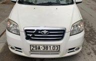 Bán ô tô Daewoo Gentra đời 2011, màu trắng chính chủ giá 180 triệu tại Hà Nội