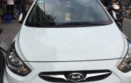 Cần bán Hyundai Accent 1.4 AT màu trắng, xe nhập chính hãng giá 350 triệu tại Hà Nội