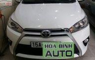Cần bán xe Toyota Yaris đời 2017, màu trắng, nhập khẩu chính hãng giá 543 triệu tại Hải Phòng