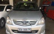 Bán xe Toyota Innova đời 2007, màu bạc xe nguyên bản giá 205 triệu tại Hà Nội