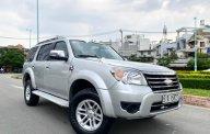 Bán Ford Everest năm 2012, màu bạc, nhập khẩu chính hãng giá 375 triệu tại Tp.HCM