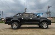 Cần bán Toyota Hilux 3.0G 4x4 MT đời 2012, màu đen, nhập khẩu   giá 420 triệu tại Thanh Hóa