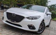 Cần bán lại xe Mazda 3 1.5 năm sản xuất 2016, màu trắng giá 575 triệu tại Hà Nội