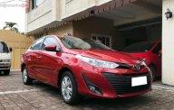Bán Toyota Vios 1.5E CVT năm 2019, màu đỏ, xe gia đình, giá tốt giá 535 triệu tại Tp.HCM