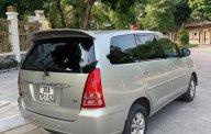 Cần bán Toyota Innova G sản xuất năm 2007, màu bạc chính chủ giá 280 triệu tại Hà Nội