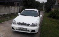 Cần bán lại xe Daewoo Lanos 2002, màu trắng, xe nhập chính hãng giá 52 triệu tại Hà Tĩnh
