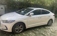 Bán Hyundai Elantra 1.6 AT năm sản xuất 2018, màu trắng, chính chủ  giá 606 triệu tại Tp.HCM