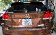 Bán Toyota Venza 3.5 đời 2009, màu nâu, xe nhập   giá 690 triệu tại Tp.HCM