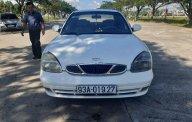 Bán Daewoo Nubira II 1.6 sản xuất năm 2001, màu trắng, số sàn  giá 76 triệu tại Bình Dương