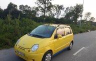 Bán Daewoo Matiz SE 0.8 MT sản xuất năm 2008, màu vàng, giá cạnh tranh giá 68 triệu tại Bắc Ninh