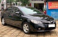 Không dùng nên bán xe cũ Honda Civic 1.8 AT sản xuất năm 2011, màu đen giá 425 triệu tại Hà Nội