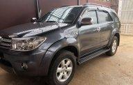 Bán Toyota Fortuner 2.5G đời 2009, màu xám, số sàn   giá 584 triệu tại Đắk Lắk