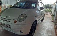 Xe Daewoo Matiz SE 0.8 MT đời 2008, màu trắng như mới giá 67 triệu tại Gia Lai