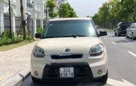 Bán Kia Soul 4U sx 2009, màu kem (be), nhập khẩu giá 380 triệu tại Hà Nội