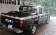 Bán ô tô Ford Ranger XLT 4x4 MT đời 2004, màu vàng   giá 169 triệu tại Tp.HCM