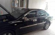 Bán Daewoo Lacetti EX 1.6 MT năm sản xuất 2008, màu đen  giá 200 triệu tại Bắc Giang