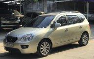 Bán xe Kia Carens năm sản xuất 2011, màu vàng số tự động xe còn mới nguyên giá 325 triệu tại Hà Nội