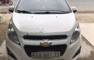 Cần bán Chevrolet Spark đời 2014, màu trắng xe cfon mới nguyên giá 214 triệu tại Tp.HCM
