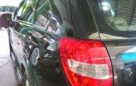 Bán Chevrolet Captiva LT 2.4 MT năm sản xuất 2007, màu đen  giá 239 triệu tại Tp.HCM