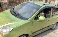 Cần bán Chevrolet Spark năm 2009, màu xanh lục xe còn mới nguyên giá 87 triệu tại Hà Nội